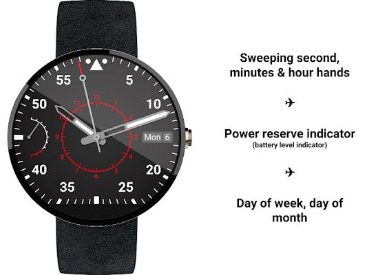 Aviator Timepiece - screenshot