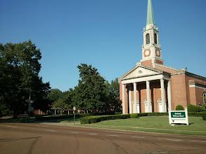 Photo: First Baptist Church