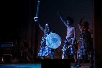 Photo: Toinen Sotahuuto-tapahtuman joukkue / Another group of Sotahuuto participants