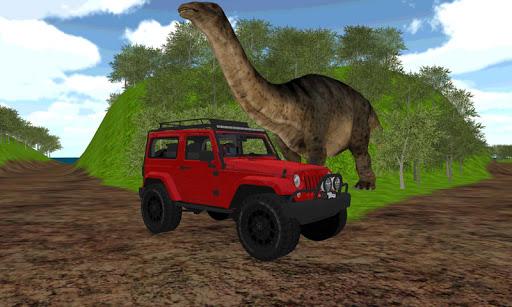 恐龍吉普駕駛區
