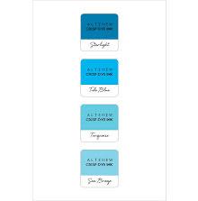 Altenew Dye Inks 4 Mini Cube Set - Deep Blue Seas