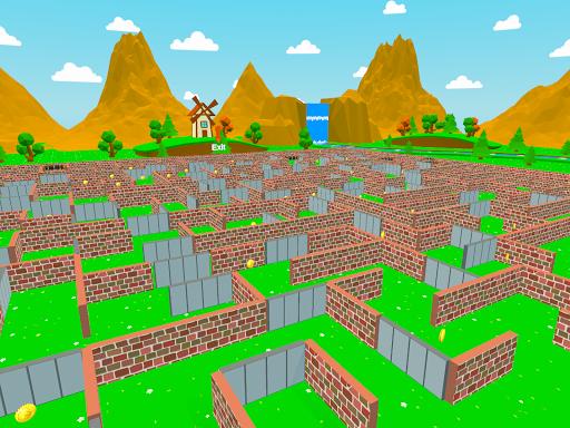 Maze Game 3D - Labyrinth 2.12 screenshots 4