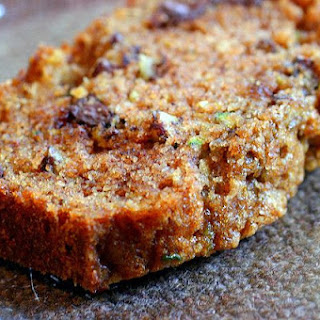 Slow Cooker Zucchini-Carrot Bread