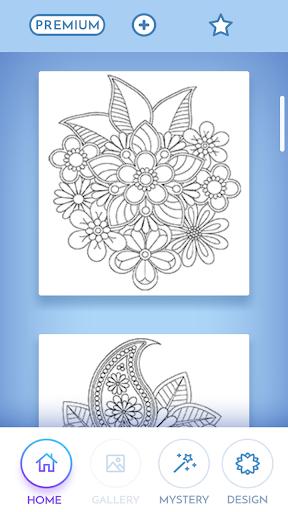 Mandala: Coloring for adults screenshots 6