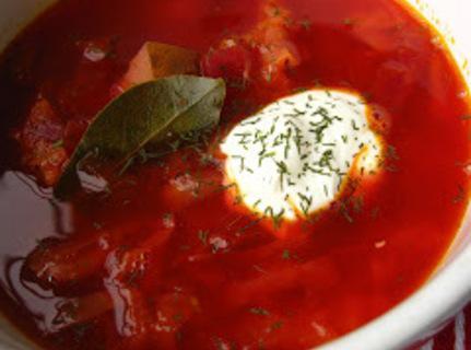 Baba's Borscht Recipe
