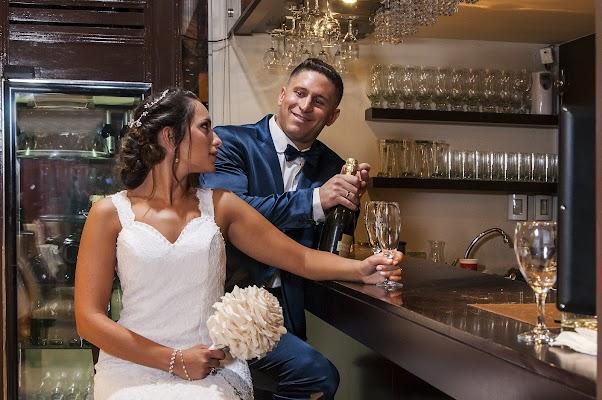 Fotógrafo de bodas Rick Palomino (palomino). Foto del 14.09.2017