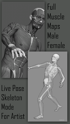 Pose Tool 3D Screenshot