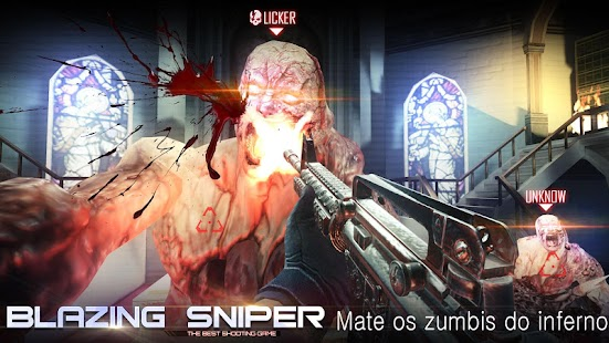 Blazing Sniper - Elite Killer Shoot Hunter Strike Screenshot