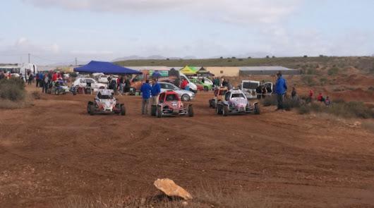 El autocross vuelve este fin de semana a Nijar