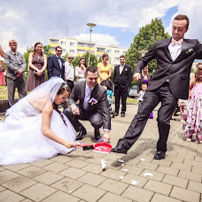 Wedding photographer Marie Stránská (Maris-foto). Photo of 28.10.2017