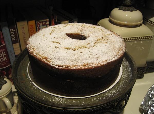 Raspberry Swirl Pound Cake Recipe