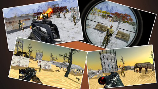 Army Sniper Desert 3D Shooter for PC