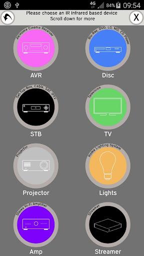 MyAV Remote for Denon & Marantz AV Receivers screenshot 2