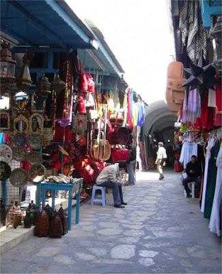 mercato di hammamet di sarpia