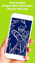 How to Draw DBZ - Easy - screenshot thumbnail 05