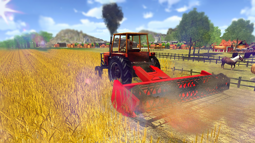 Farming Simulator 3D 2018 4.0 gameplay | by HackJr.Pw 1