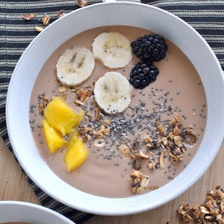 Chunky Monkey Smoothie Bowl