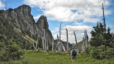 Photo: Mt. Margaret area