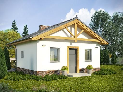 projekt Domek 11