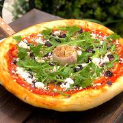 Mediterranean Pizza (medium)