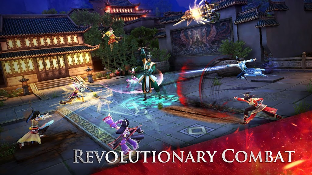 Age of Wushu Dynasty  poster 10