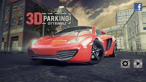 3D Parking: シティ ランブル
