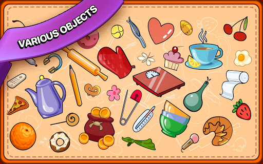 Hidden Objects - Puzzle Game apkpoly screenshots 14