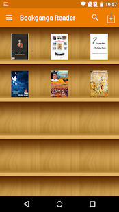 BookGanga eBook Reader- screenshot thumbnail