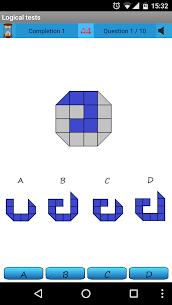Logical test – IQ 3