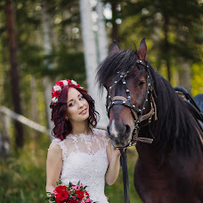 Wedding photographer Alla Mikityuk (allawed). Photo of 30.08.2017