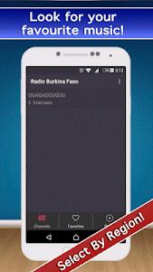 📻 Radio Burkina Faso FM & AM screenshot 1
