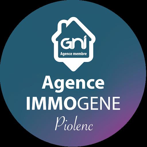 Logo de IMMOGENE