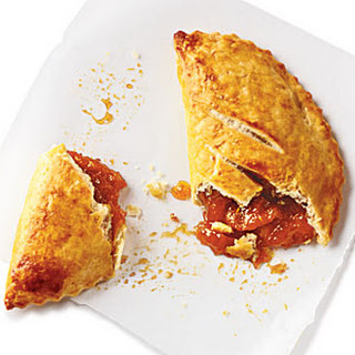"Peach ""Fried"" Pie"