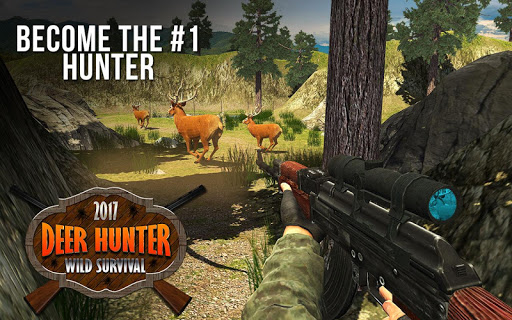 Ultimate Deer Hunting 2018: Sniper 3D Games screenshots 10