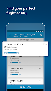 Expedia Hotels, Flights & Cars APK screenshot thumbnail 4