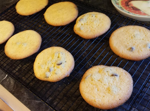 Bake for 12-13 minutes, until brown around the edges. Cool in pans 5 minutes,...