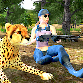 Animal Safari Deer Hunter