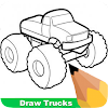 How To Draw Trucks