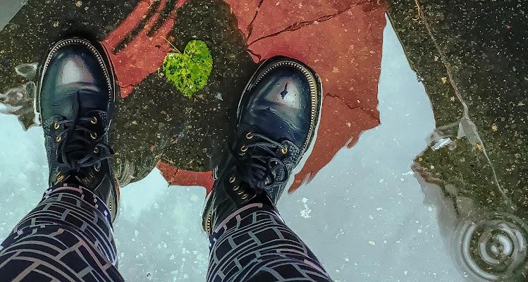 C'è chi aspetta la pioggia per non piangere da solo. (Fabrizio de André, Il bombarolo) di F.O.