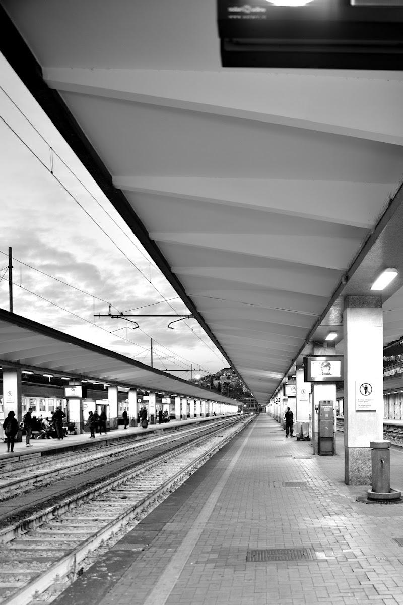 Trieste Train Station di Matteo Faliero