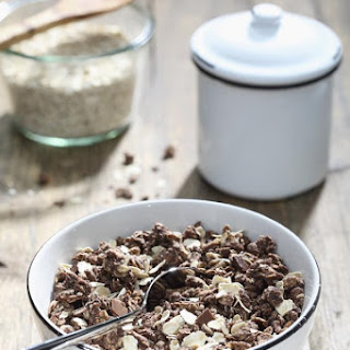 Our Chocolate-Coconut Granola is a Healthy Dutch Treat.