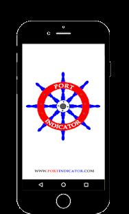 Port Indicator - náhled