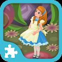 Alice in Wonderland Puzzle icon