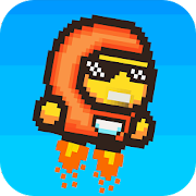 Fly High Jetzy - Free Arcade Games