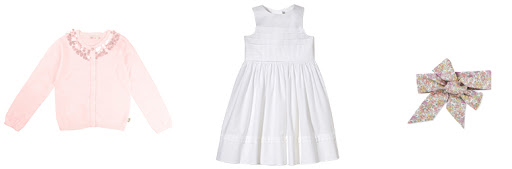 Looks enfants pour les Grandes Occasions Look 2 Fille Chic Girly