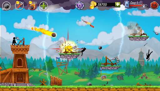 The Catapult 2  screenshots 1