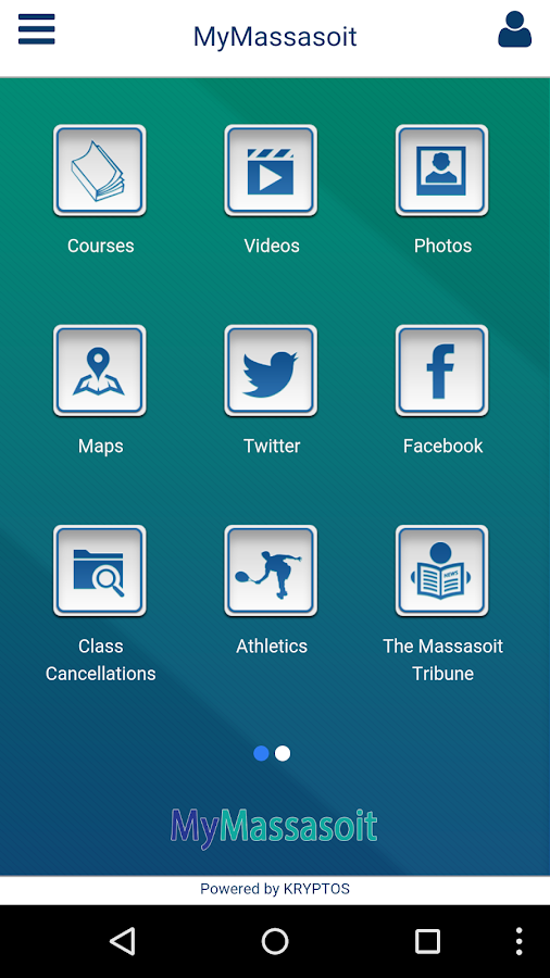 My Massasoit- screenshot
