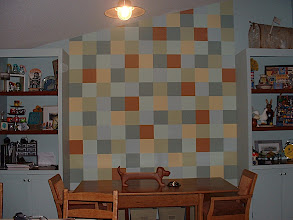 Photo: Kitchen Quilt Wall