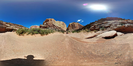 Photo: Lower Muley Twist #photosphere.