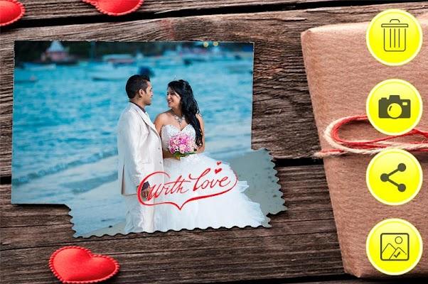 Love Photo Frame - screenshot